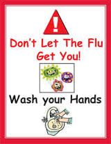 Practice Good Health Hygiene Etiquette and Wash Your Hands Often to Avoid Spreading and Catching Germs